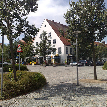 Kirchheim-Ortsmitte