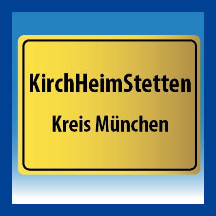 Kirchheimstetten-Ortsschild